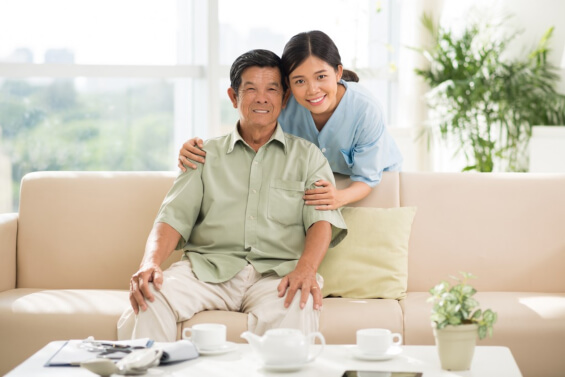 The Benefits of a Home Health Aide