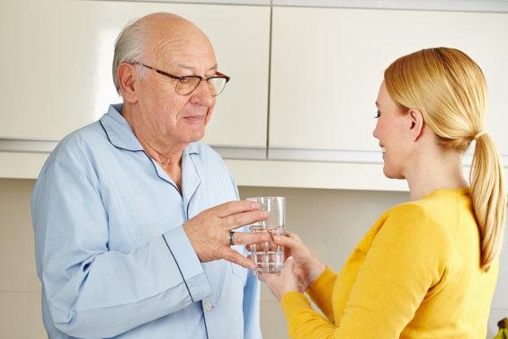 Understanding Dehydration Among Seniors