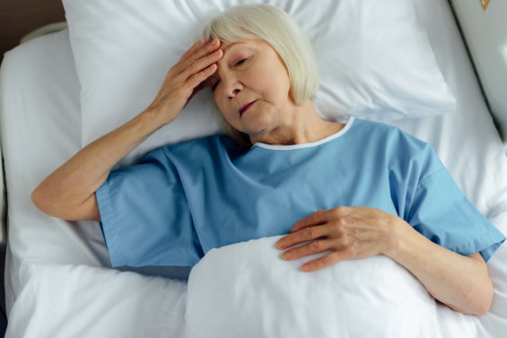 Pain Management: How Elderly Patients Deal with Pain