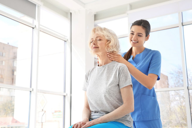 How Physical Therapy Can Help Relieve Arthritis Pain